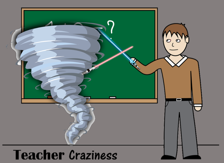 Teacher Craziness